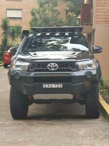 2019 Toyota Hilux Rugged X (4x4) 6 Sp Automatic Double Cab P/up