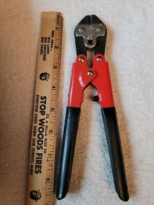 Sears 65677 Companion 8 In. Wire Cutters Craftsman Electrical Construction
