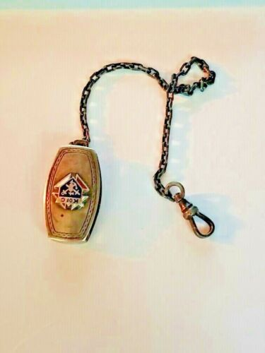 Vintage Knights Of Columbus Sterling