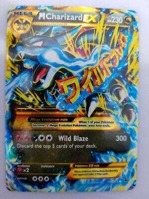 Mega Charizard EX - 108/106 - Ultra Rare XY Flashfire - Mint