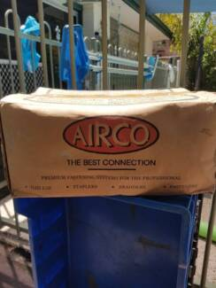 Airco collated coil nails