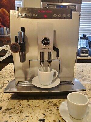 Jura Impressa Z7 Automatic Espresso Machine Impressa Espresso Machines
