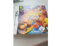 Crash Bandicoot Crash of the Titans Nintendo DS Game
