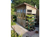 Summerhouse for sale buyer dismantle