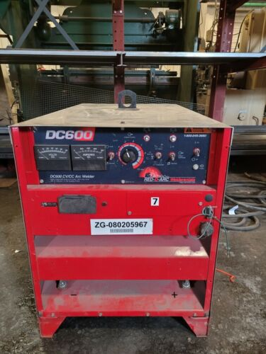 Lincoln dc600 Red-D-Arc  cv/cc arc welder