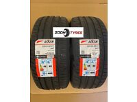 2 X TYRES RIKEN 225 45 17 Y RATED 94 EXTRA LOAD XL ULTRA HIGH ZOOM TYRES COVENTRY