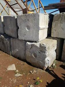 CONCRETE BLOCKS Dry Creek Salisbury Area Preview