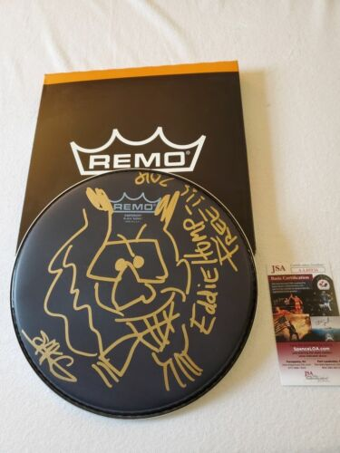 Shock G Humpty Hump Signed Autograph Digital Underground Drumhead Super Rare🔥🔥