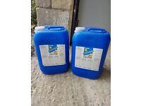 MAPEI Antipluviol W 10kg Drum Water Repellent Sealer / Waterproofing LOT OF 2
