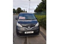 NISSAN = NV200 VAN, LOW MILEAGE , FULL SERVICE HISTORY, FULL YEARS PSV