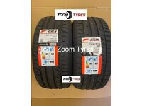 2 x RIKEN 225 40 18 MADE BY MICHELIN ULTRA HI PERFORMANCE 92 Y RATED XL