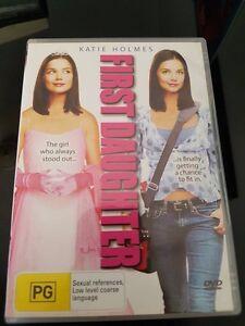 First Daughter DVD Farrar Palmerston Area Preview