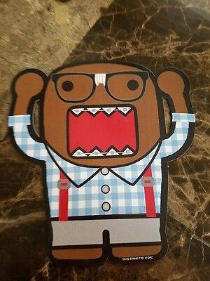 Domo Nerd Domo With Braces Magnet Buy 1 Get 2 Domo Items Free