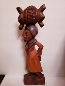 Statuette africaines
