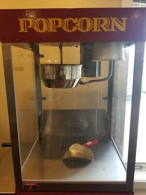 Cretors 12oz T-3000 Popcorn Popper - Used