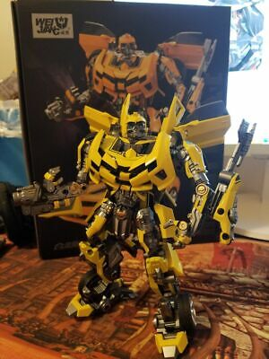 WJ Transformers Trenches M03 Blade Bumblebee in stock