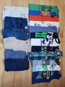Boys Size 3 Shirts & Shorts