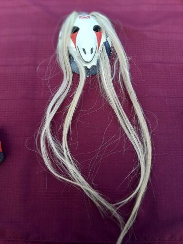 Maya Pascola Goat Mask fron Sonora