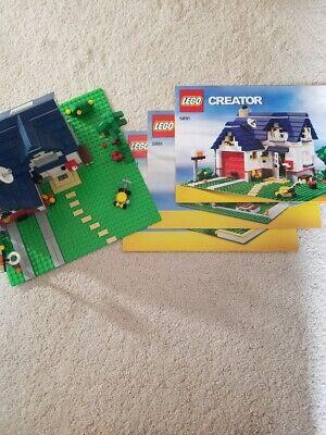 LEGO Creator Apple Tree House (5891)