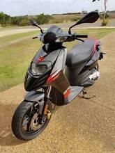 2014 Aprilia SR MT 50cc Scooter Bundaberg Central Bundaberg City Preview