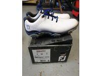 Junior Golf Shoes Footjoy UK2