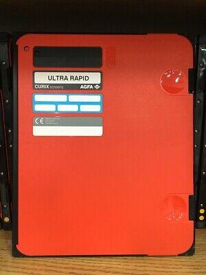 Agfa 8in X 10in Cassette Curix Ultra Rapid Screen
