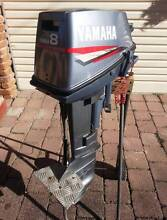 Yamaha 8hp outboard good condition Coolangatta Gold Coast South Preview