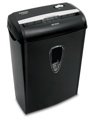 AS890C Aurora 8 Sheet Light Duty Cross-cut Shredder