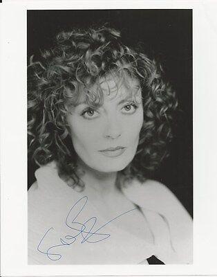 Susan Sarandon signed photo