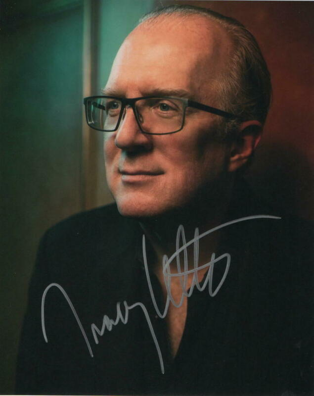 TRACY LETTS SIGNED AUTOGRAPH 8x10 PHOTO - AUGUST: OSAGE COUNTY, FORD V FERRARI