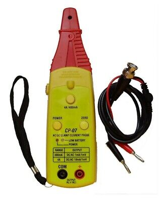 Kilter Cp-07acdc Current Clamp Probe 500khz-3db