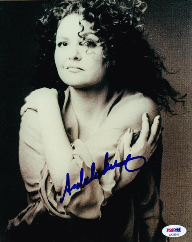 AIDA TURTURRO SIGNED 8X10 PHOTO THE SOPRANOS AUTHENTIC AUTOGRAPH PSA A