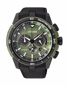BRAND NEW  CITIZEN  ECO DRIVE SPORTS CHRONOGRAPH WATCH West Pymble Ku-ring-gai Area Preview