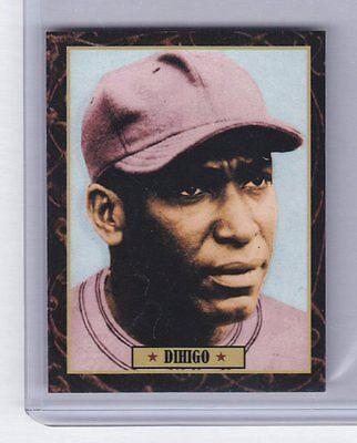 Martin DiHigo '35 Veracruz Mexican League Ultimate Baseball Card Collection #22