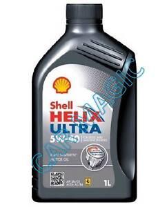 Shell helix ultra gasoline diesel 5w 40 fully synthetic for Shell diesel motor oil