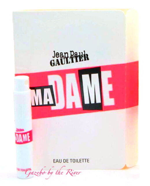Jean Paul Gaultier MA DAME Eau de Toilette Perfume for Women ✦.04 oz Sample Vial