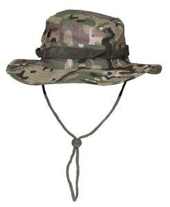 a US GI Bush - Cappello da giungla - Taglia L - Mimetismo MULTICAM - Lucernate, Italia - L'oggetto può essere restituito - Lucernate, Italia