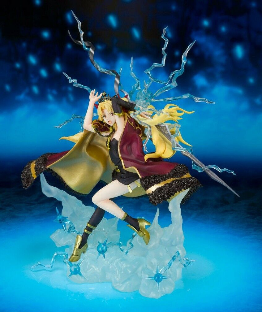 Grand Order Ereshkigal PVC ABS Painted Complete Figure PSL Figuarts ZERO Fate