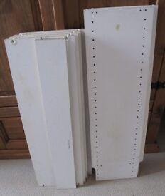 Vintage Adjustable Bookcase For Scrap