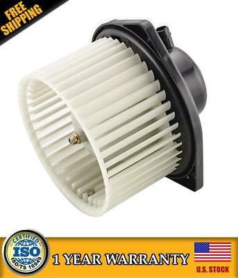 (For Mitsubishi 08-16 Lancer 08-13 Outlander Heater AC Blower Motor Fan)