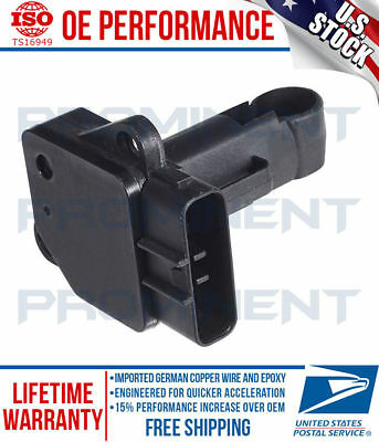Replacement for Toyota Lexus Pontiac 22204-22010 Mass Air Flow Sensor Meter MAF