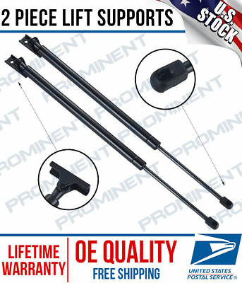 2PCS Rear Tailgate Hatch Gas Lift Supports Strut Shocks For 97-01 Jeep Cherokee