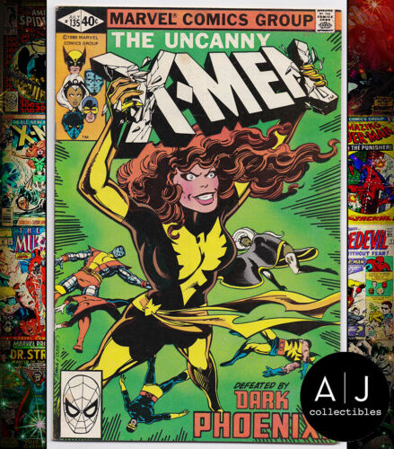 Uncanny X-Men #135 FN- 5.5 (Marvel)