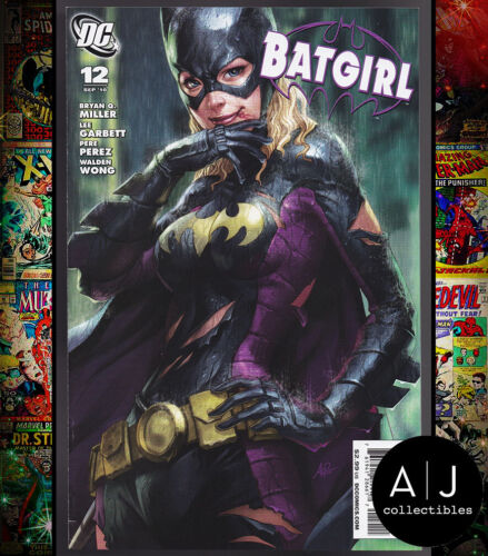 Batgirl #12 Artgerm VF/NM 9.0 (DC)