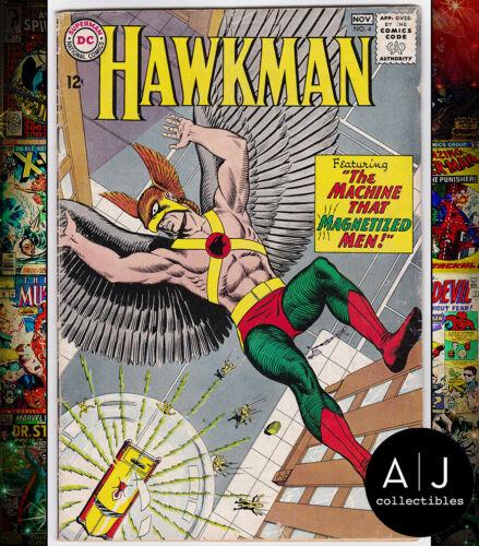 Hawkman #4 VG 4.0 (DC)