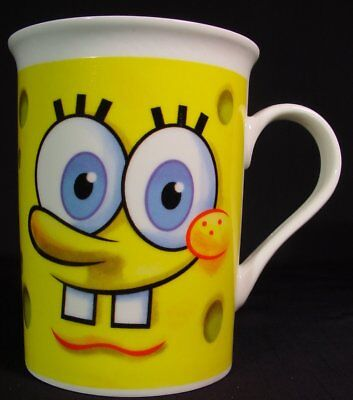 SpongeBob SquarePants Drinking Mug 2012 Children's Dining Cup