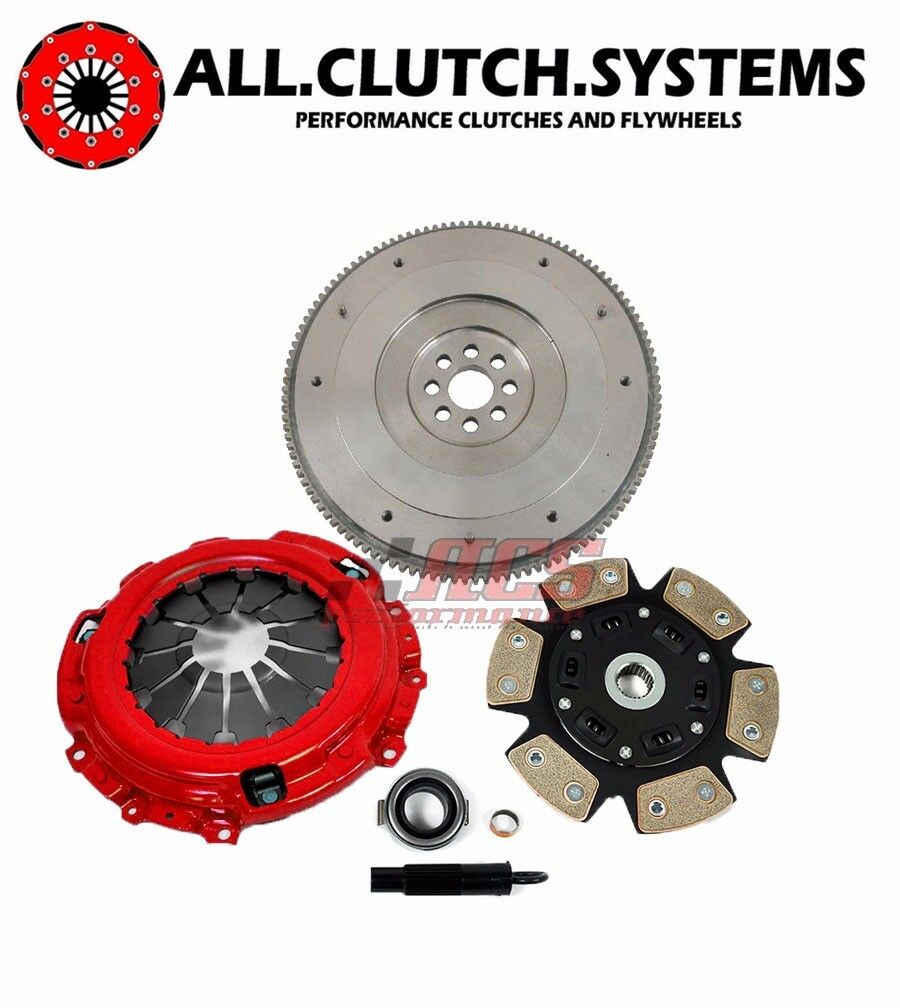 ACS STAGE 3 CLUTCH KIT+FLYWHEEL FOR ACURA RSX/HONDA CIVIC