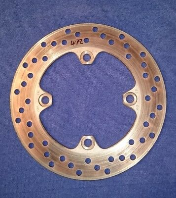KAWASAKI ZX6R 600 636 900 98 99 00 01 Ninja REAR BRAKE DISC 41080-1443-CL 4.72mm