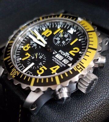 Fortis B 42 Marinemaster Wrist Watch For Men 671 24 141 A Stunning Design Offer