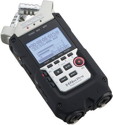 Zoom H4n PRO | Digitalrecorder mit 2x XLR/Klinke Input | Neu, 3 Jahre Garantie! Ge Digital Recorder